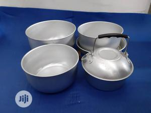 Uk Used Camp Cooking Set   Camping Gear for sale in Lagos State, Ajah