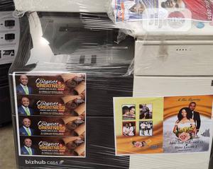 Bizhub C654 DI Konica Minolta Direct Image Printer   Printers & Scanners for sale in Lagos State, Ikeja