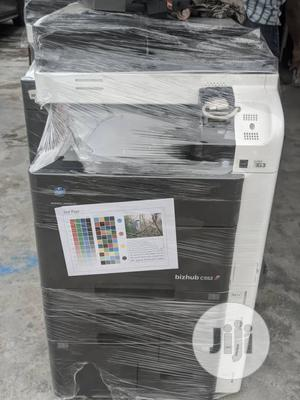 Bizhub C552 DI Konica Minolta Direct Image Printer   Printers & Scanners for sale in Lagos State, Ikeja