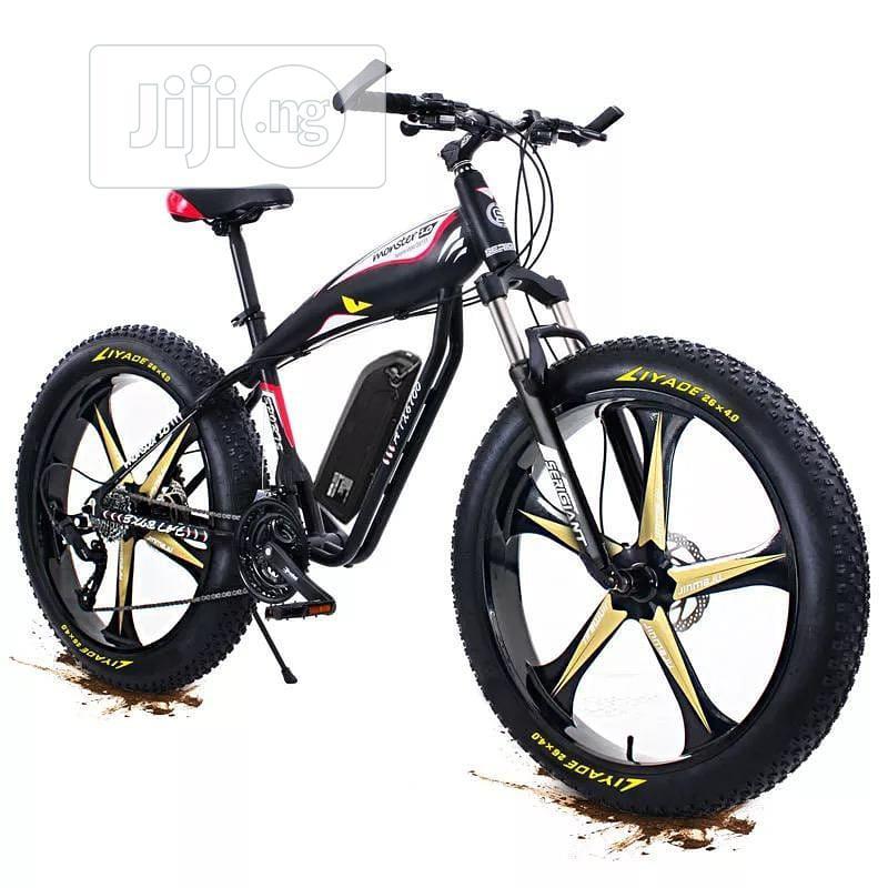 Mercedes-benz Bicycle