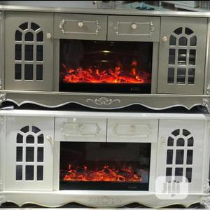 New Arrival Tv Stand High Quality And Pure Wood | Furniture for sale in Lagos State, Agege