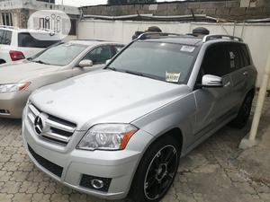 Mercedes-Benz GLK-Class 2011 350 4MATIC Silver | Cars for sale in Lagos State, Apapa