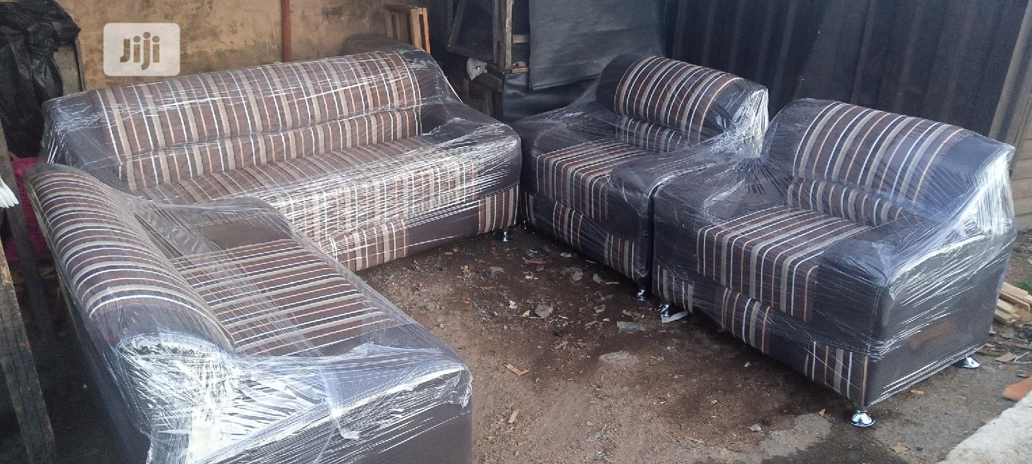 7 Seaters Sofa Chairs | Furniture for sale in Mushin, Lagos State, Nigeria