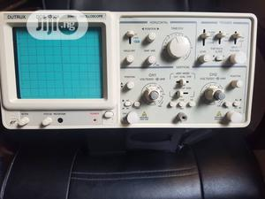 Dutrux DOS - 6330A Dual Beam Range 30MHZ Oscilloscope...   Medical Supplies & Equipment for sale in Lagos State, Ojo