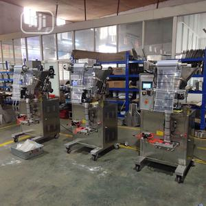 Automatic Machine Sealing Packaging Powder Filling Powder Packing   Manufacturing Equipment for sale in Lagos State, Ojo