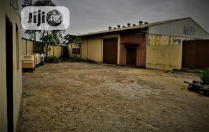 Warehouse With Office 350sqm On 1,200sqm Land | Commercial Property For Sale for sale in Lagos State, Ikeja