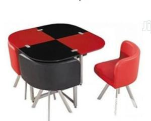 Garden Dining Table By 4 Chairs | Furniture for sale in Lagos State, Ojo