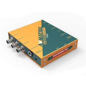 HDMI / AV To 3G-SDI Scaling Converter | Accessories & Supplies for Electronics for sale in Abuja (FCT) State, Central Business District