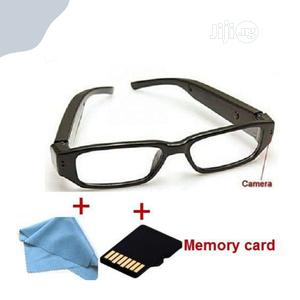 Camera Glasses Hidden Video Recorder Eye Glass Usb Camera | Security & Surveillance for sale in Imo State, Owerri
