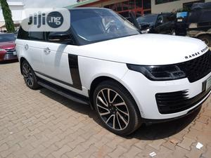New Land Rover Range Rover Vogue 2018 White | Cars for sale in Abuja (FCT) State, Central Business District