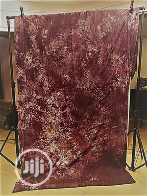 Studio Background Cloth With Pattern 10ft X 20ft | Accessories & Supplies for Electronics for sale in Lagos State, Ikeja