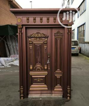 4ft Turkey Copper Door Available | Doors for sale in Lagos State, Orile