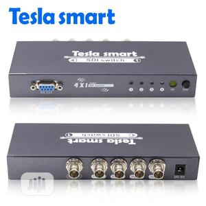 4x1 SDI Video Switcher Support SD-SDI, HD-SDI, 3G-SDI | Accessories & Supplies for Electronics for sale in Abuja (FCT) State, Central Business District