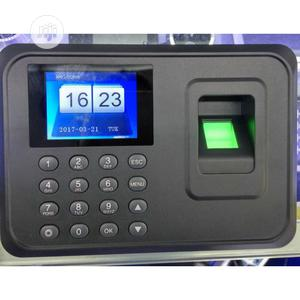 A6 Biometric Time Attendance Machine | Safetywear & Equipment for sale in Abuja (FCT) State, Gwarinpa