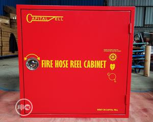 Fire Hose Reel With Cabinet (CAPITAL TELL)   Furniture for sale in Lagos State, Magodo