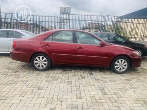 Toyota Camry 2003 Red | Cars for sale in Lagos State, Ikeja