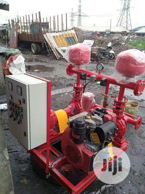 Fire Hydrant Pump Electric Diesel And Jockey | Safetywear & Equipment for sale in Lagos State, Orile