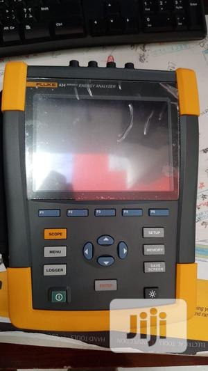 Fluke 434ii Energy Analyser | Measuring & Layout Tools for sale in Lagos State, Amuwo-Odofin