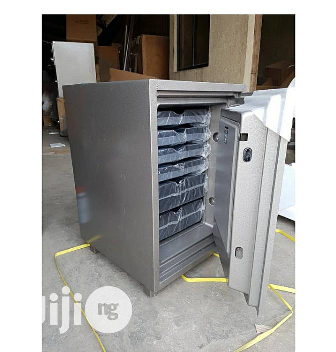 Brand New Imported Fire Proof Safe With Security Numbers And Key's | Safetywear & Equipment for sale in Apapa, Lagos State, Nigeria