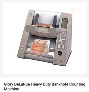 Brand New Imported Heavy Duty Glory Note Counting Machine. | Store Equipment for sale in Lagos State, Lekki