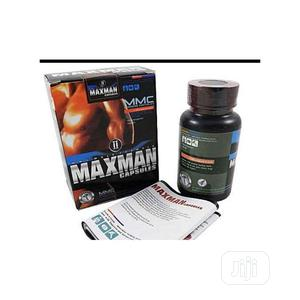 Maxman 60 Pills For Penis Enlargement   Sexual Wellness for sale in Kwara State, Ilorin West