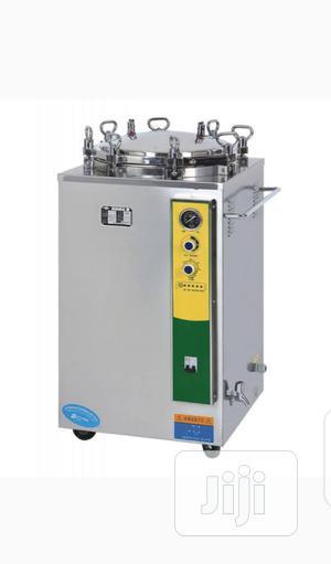 Vertical Steam Sterilizer (120litres) | Medical Supplies & Equipment for sale in Lagos State, Lagos Island (Eko)