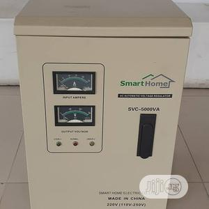 6KVA Smarthome Servo Stabilizer   Electrical Equipment for sale in Lagos State, Ikeja