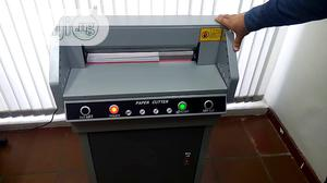 450v+ Model Electric Paper Cutting Machine | Manufacturing Equipment for sale in Lagos State, Ikeja