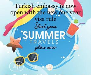 Turkey Visa Slot 100% Sure Package Is Now Available | Travel Agents & Tours for sale in Lagos State, Ikeja