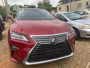 Lexus RX 2016 Red | Cars for sale in Abuja (FCT) State, Gwarinpa