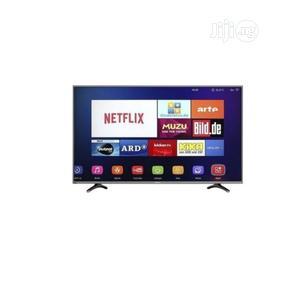 Hisense 50-Inch Smart UHD 4K TV (2019)- Black   TV & DVD Equipment for sale in Lagos State, Ikeja