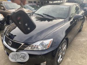 Lexus IS 2010 250 Black   Cars for sale in Lagos State, Ikeja