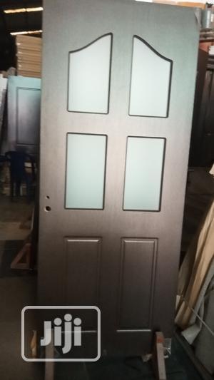Glass Wooden Door For Kitchen Etc   Doors for sale in Lagos State, Orile