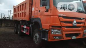Brand New 371 HOWO Sinotruck Ten Tyres Tipper Truck 30tons | Trucks & Trailers for sale in Lagos State, Apapa