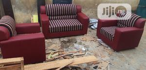 2 Sitter And 2 Single Chair | Furniture for sale in Oyo State, Ibadan