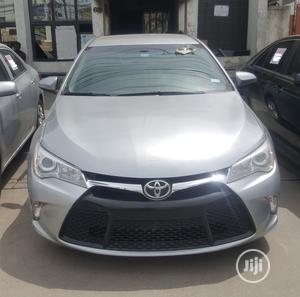 Toyota Camry 2017 Silver   Cars for sale in Lagos State, Lagos Island (Eko)