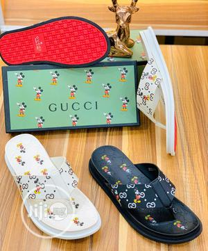 Quality New Designer Gucci Palm   Shoes for sale in Lagos State, Surulere