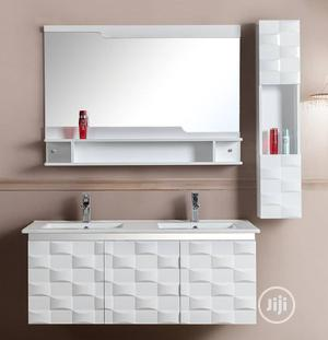 Double Bowl Hanging Washhand Bathrooms/Dinning Cabinet   Furniture for sale in Lagos State, Orile