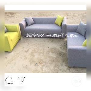 New Set of 6 Seater Sofa Low Back Settee   Furniture for sale in Lagos State, Magodo
