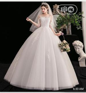 Classic Wedding Gown   Wedding Wear & Accessories for sale in Lagos State, Ikeja