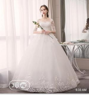 Classic and Stylish Wedding Gown | Wedding Wear & Accessories for sale in Lagos State, Ikeja