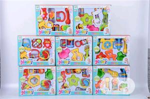 Happy Baby Rattle Set | Toys for sale in Lagos State, Amuwo-Odofin