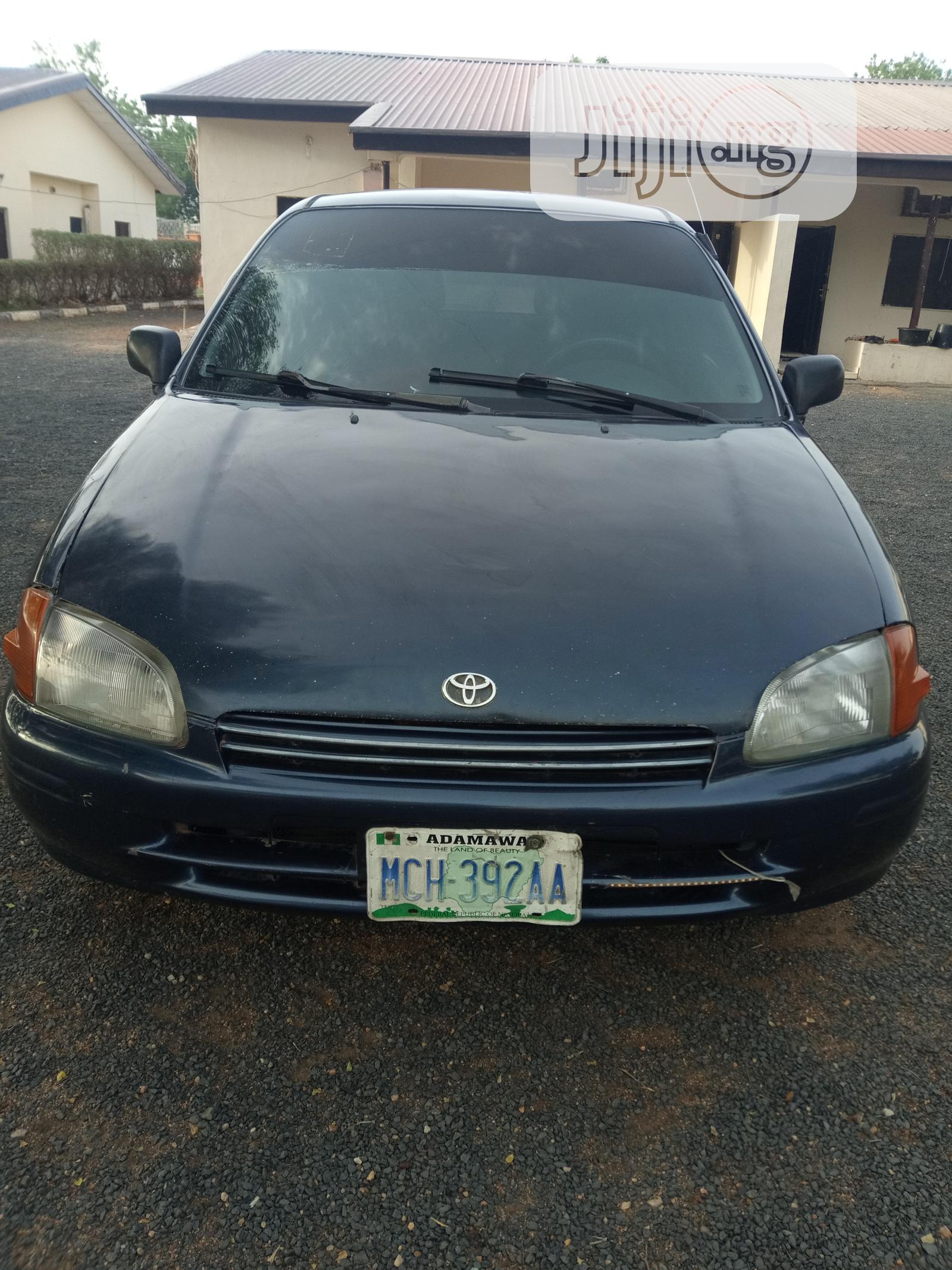 Toyota Starlet 1999 Black   Cars for sale in Yola North, Adamawa State, Nigeria