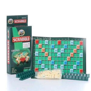 Mini Scrabble Game   Books & Games for sale in Lagos State, Amuwo-Odofin