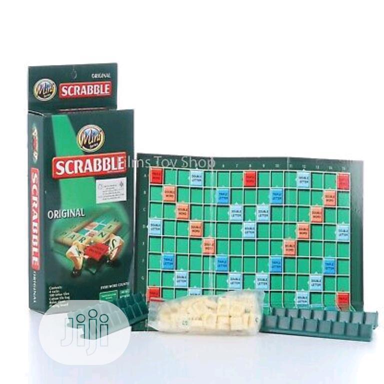 Mini Scrabble Game