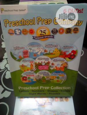 Preschool Boxset 6 Dvds | CDs & DVDs for sale in Abuja (FCT) State, Wuse 2