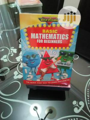 Rock N Learn Mathematics 5 Dvds   CDs & DVDs for sale in Abuja (FCT) State, Wuse 2