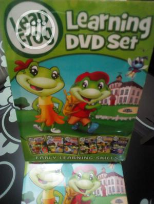 Complete Leap Frog 6dvds   CDs & DVDs for sale in Abuja (FCT) State, Wuse 2