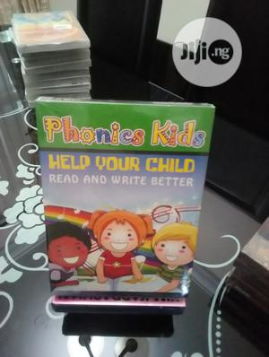 Complete Phonics Kids 4dvds   CDs & DVDs for sale in Abuja (FCT) State, Wuse 2