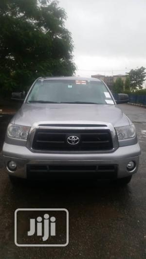 Toyota Tundra CrewMax 4x4 Limited 2010 Silver   Cars for sale in Lagos State, Ipaja